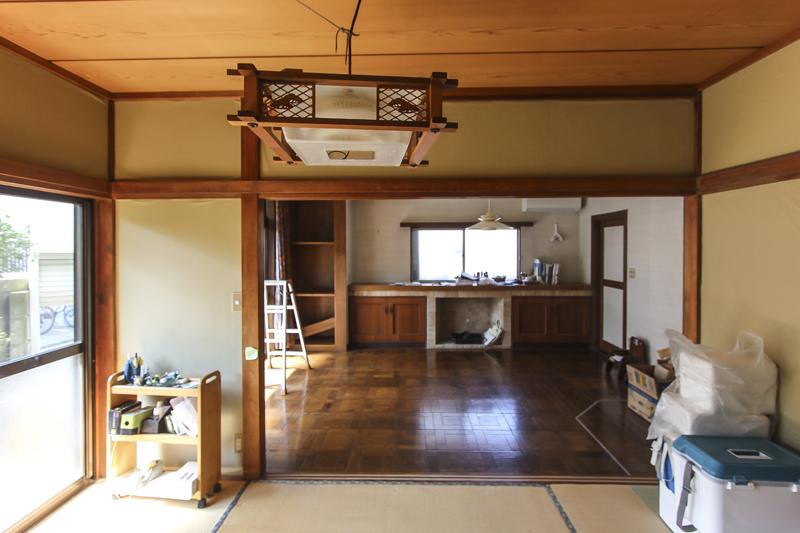 耐震リノベーションと薪・ペレット兼用ストーブのある暮らし