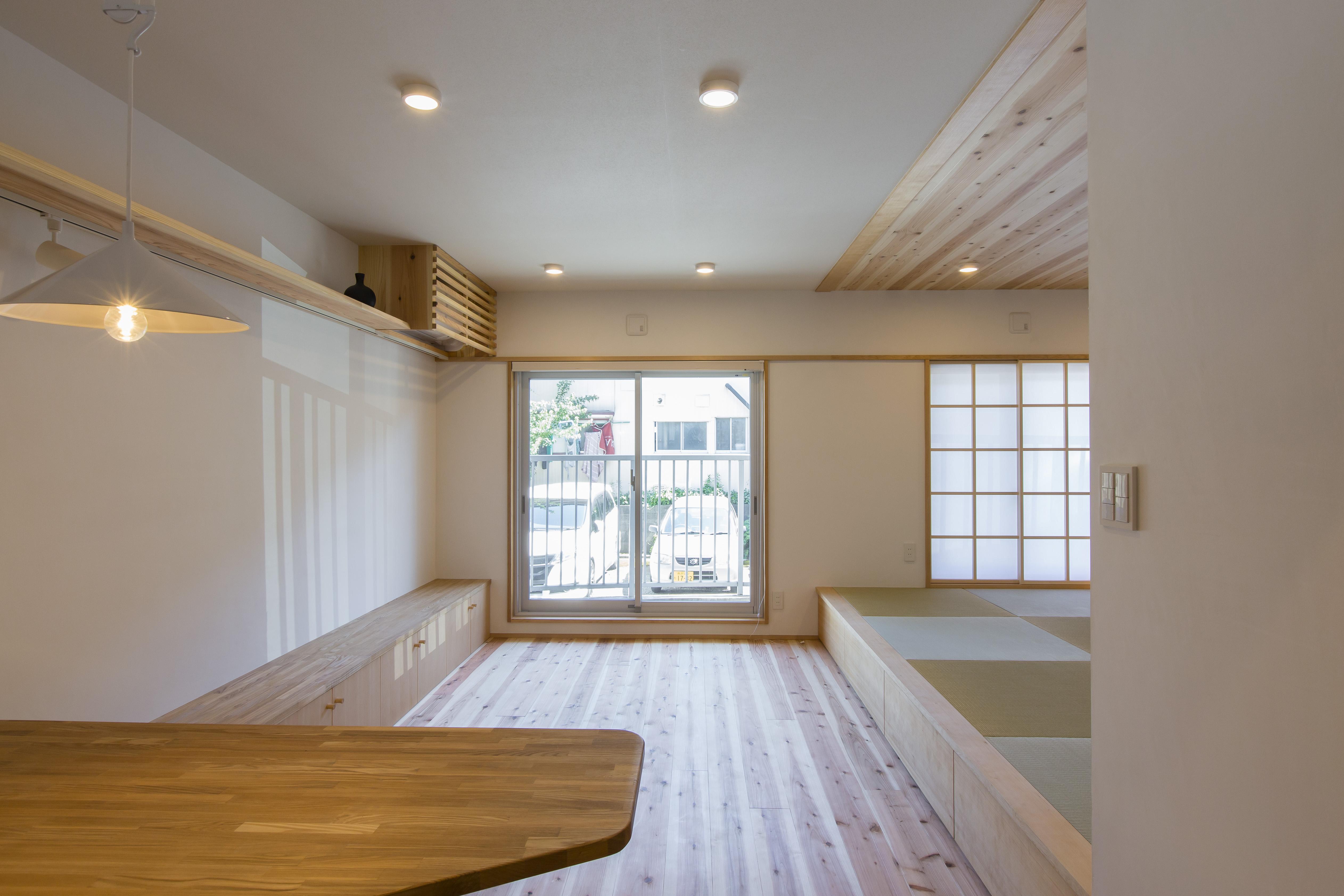 木ノベーションスタジオーひばりヶ丘―